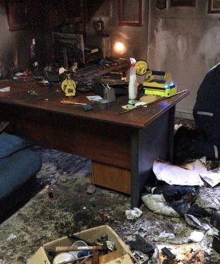 """Va a fuoco la sede della protezione Civile Le Aquile di Casoria. I volontari: """"Aiutateci a ricostruire"""""""