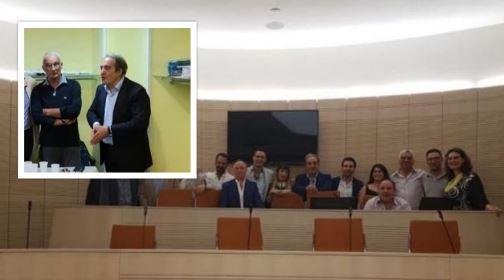 """Afragola. Tempi duri per il sindaco Grillo: i consiglieri Boemio e Castaldo costituiscono il gruppo """"Campania Libera"""""""