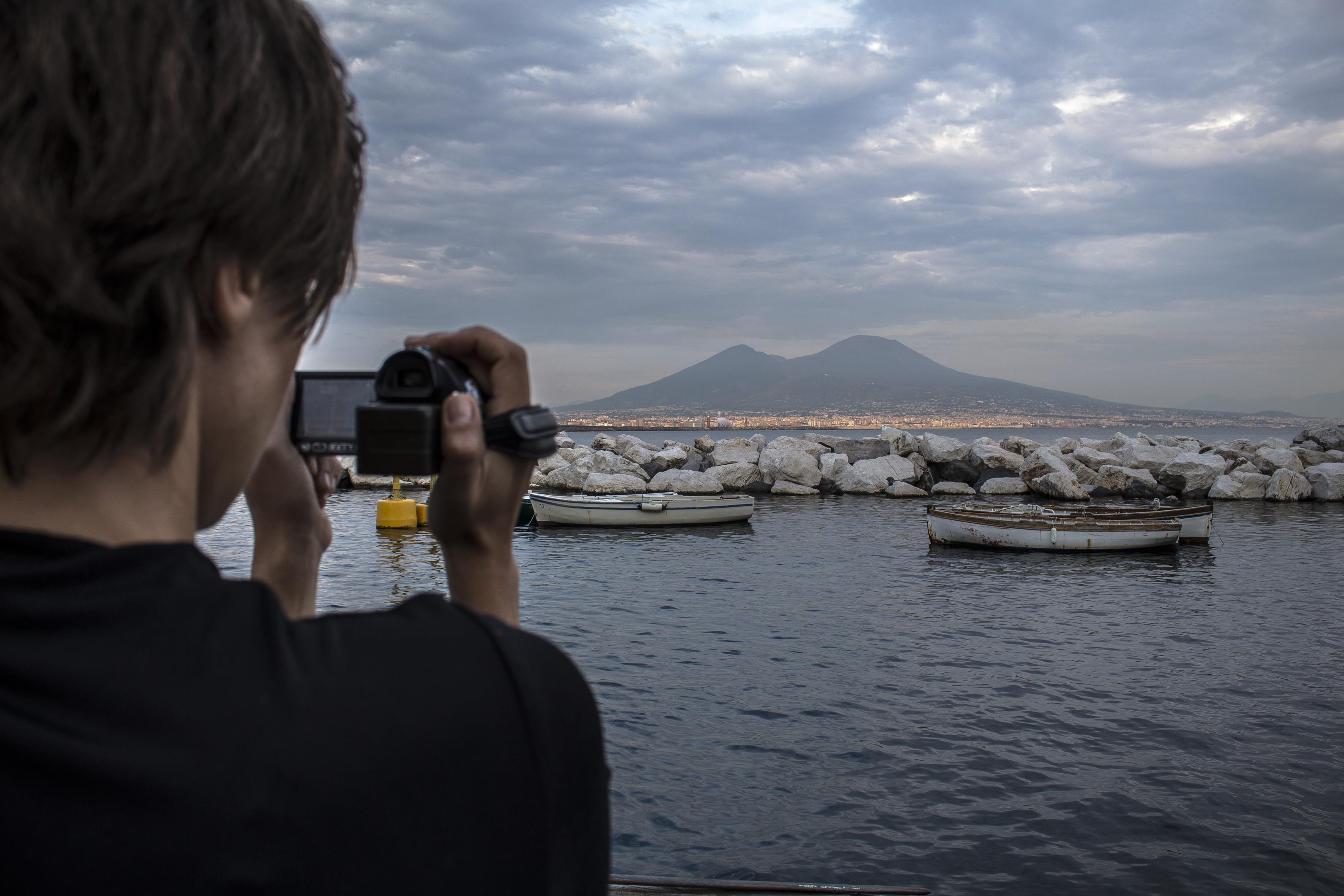 """""""Cinemadamare"""",  il più grande raduno internazionale di giovani filmakers a Napoli"""