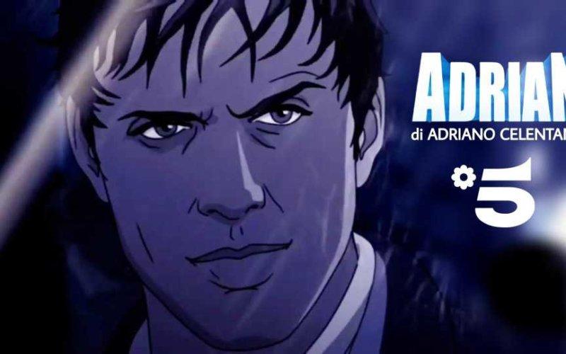 Torna in TV Adriano Celentano con un suo show: Adrian