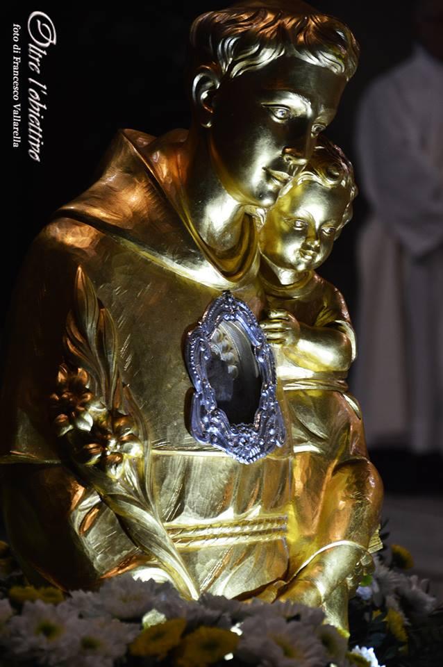 Le reliquie di Sant'Antonio in Campania: Teano, Ischia e Afragola