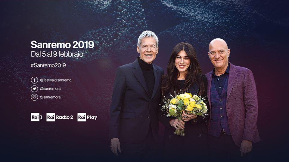 Al via la 69°edizione del festival di Sanremo: stasera la prima serata