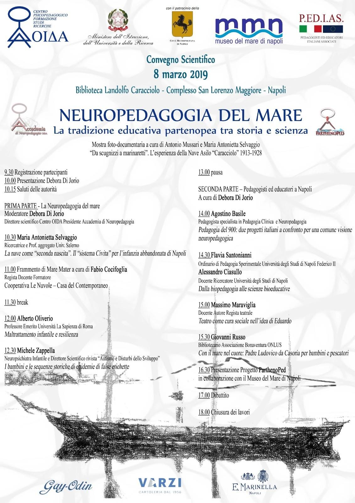 """Napoli. Un convegno per educatori e pedagogisti per ricordare la """"Montessori del mare"""""""