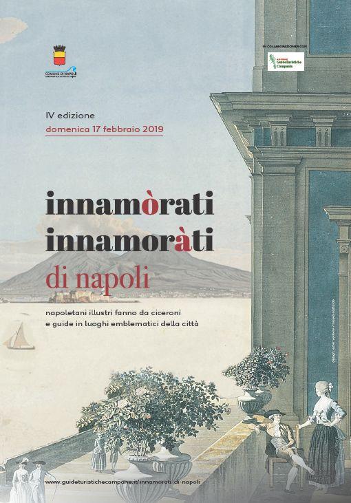 Innamorati di Napoli: napoletani illustri faranno da ciceroni nei luoghi simbolo della città