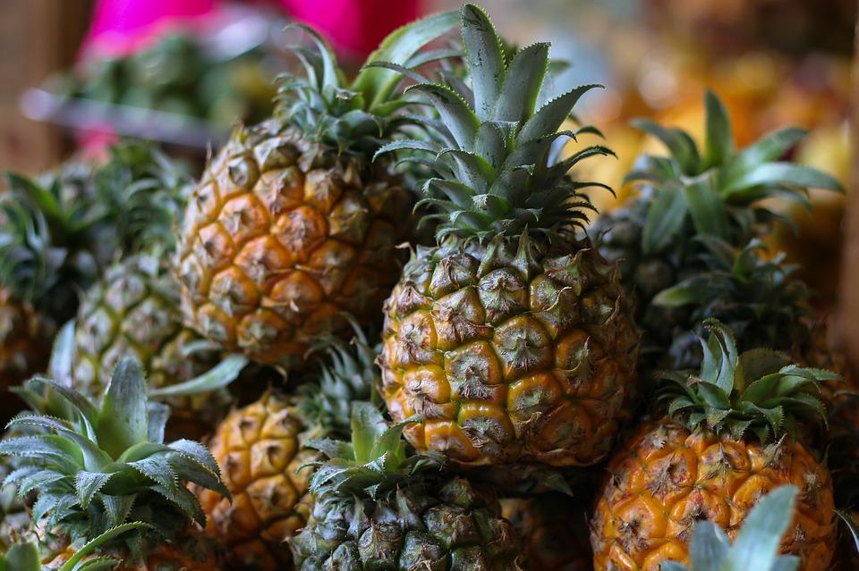 Il falso mito dell'Ananas brucia grassi