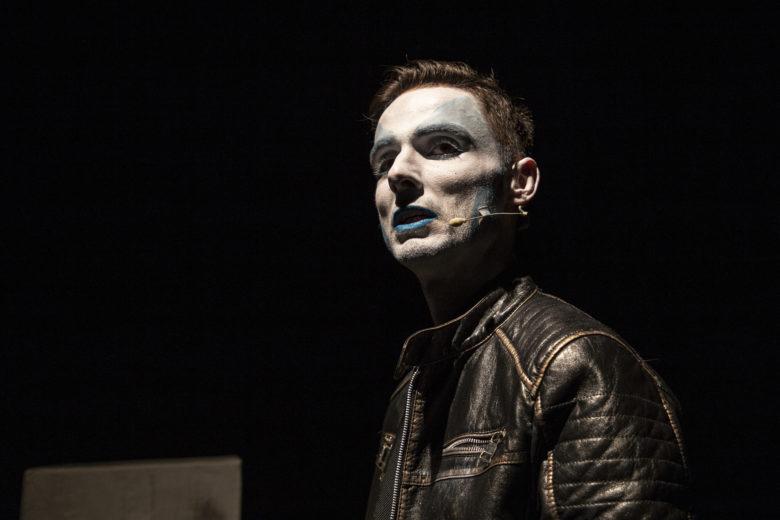 """Il 2 e il 3 marzo """"Chaos – Humanoid B12″ al Teatro Nest di Napoli"""