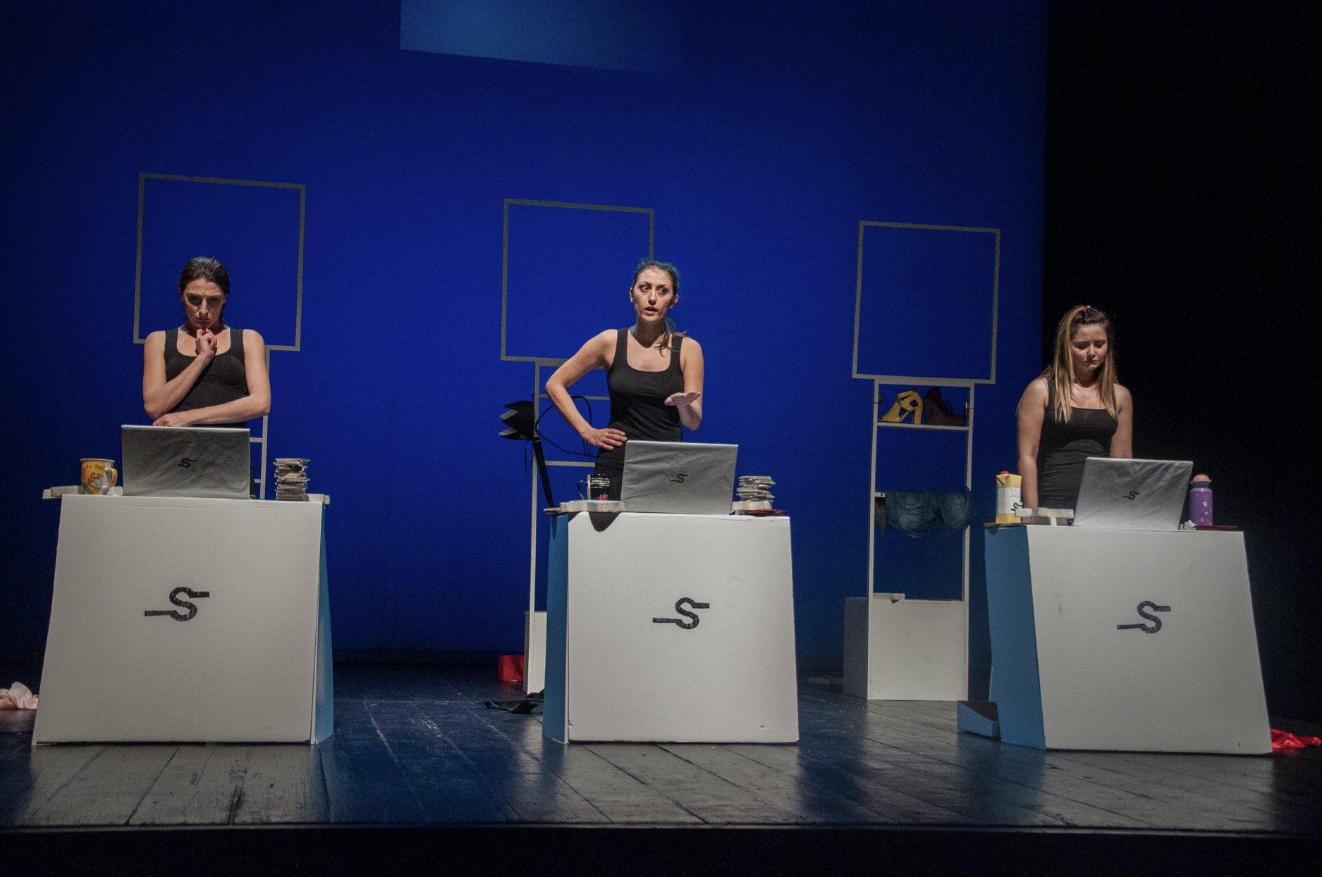 Al Caos Teatro di Villaricca in scena Soulbook