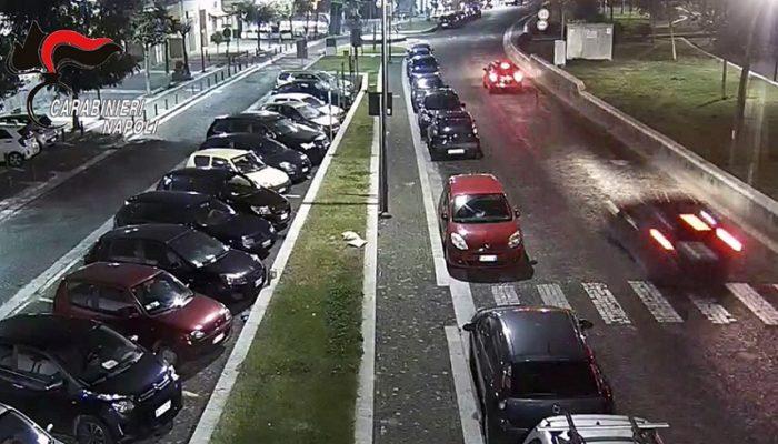 Operatore ecologico travolto a Pozzuoli: carabinieri arrestano il secondo 21enne coinvolto nella gara di velocità