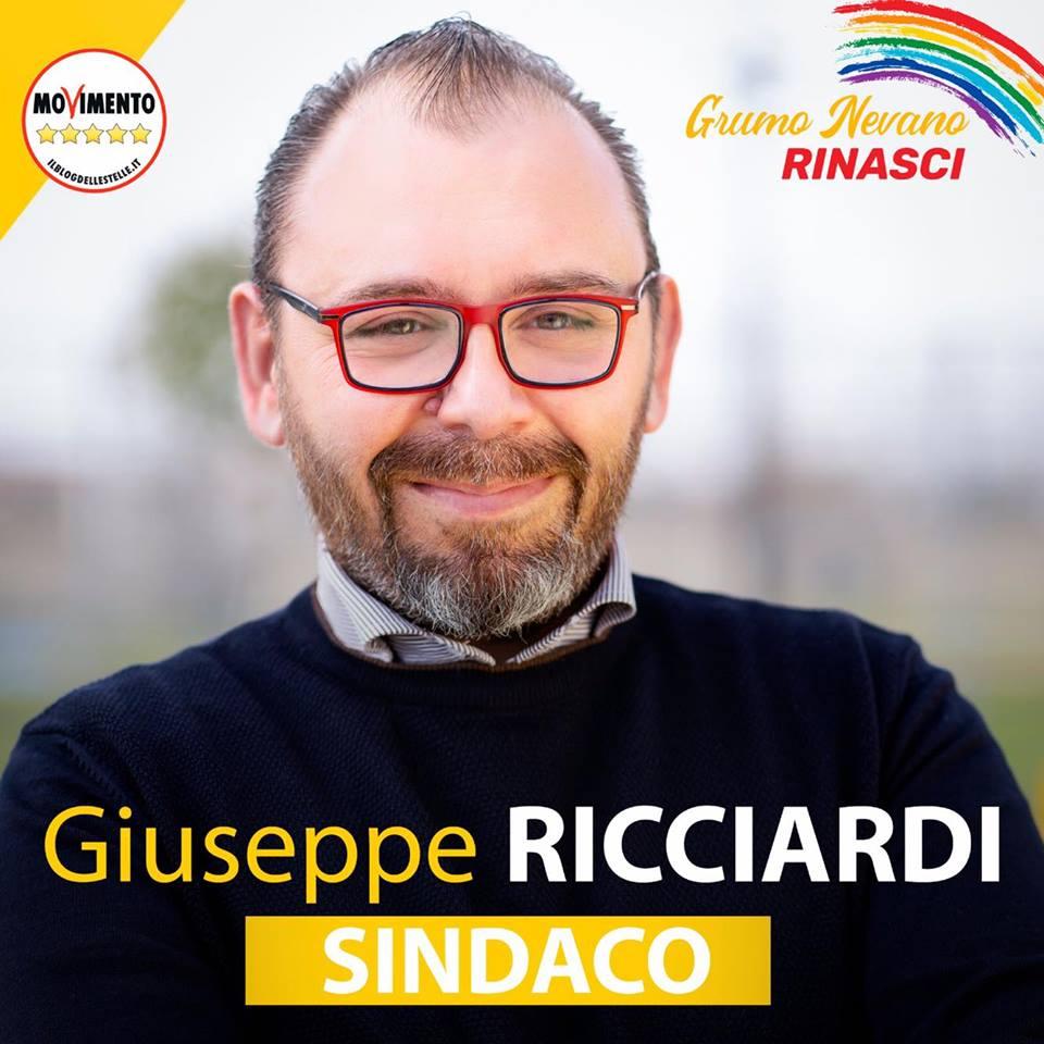 """Contromano24 incontra il candidato sindaco Peppe Ricciardi (M5S): """"I Grumesi hanno la possibilità di voltare pagina"""""""