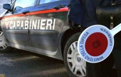 Castellammare di Stabia. Non si ferma all'Alt dei carabinieri: arrestato spacciatore