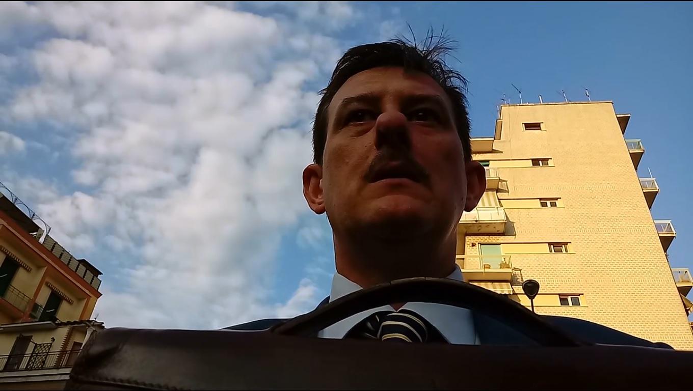 """""""Il coraggio di guardare avanti"""", la presentazione dell'anteprima del cortometraggio a Napoli"""