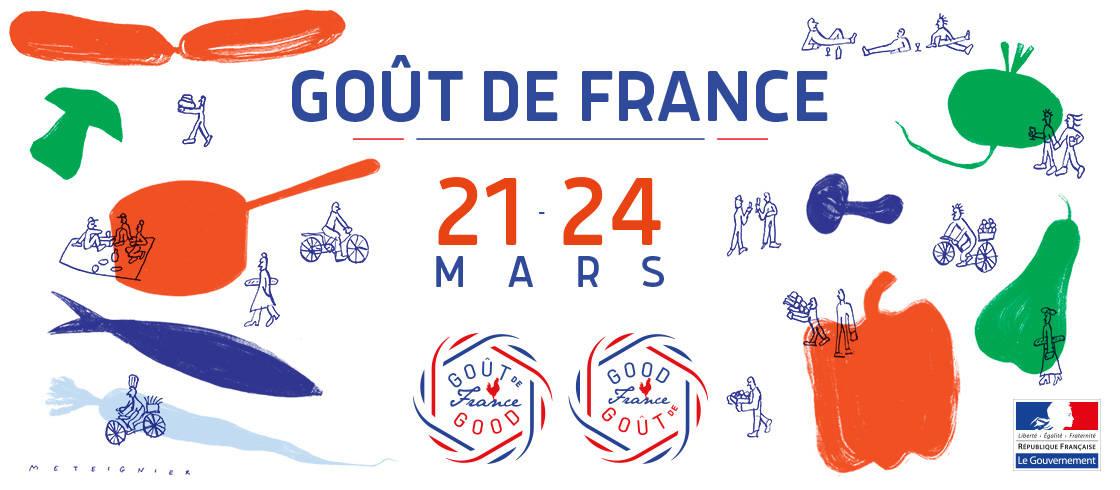 Con la primavera torna Goût de/Good France