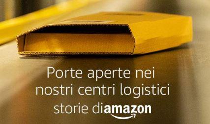 Amazon investe in Campania, nuovo deposito aprirà ad Arzano