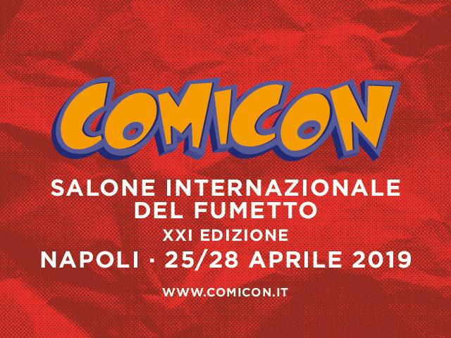 Parte la XXI edizione del Comicon, il salone internazionale del fumetto a Napoli