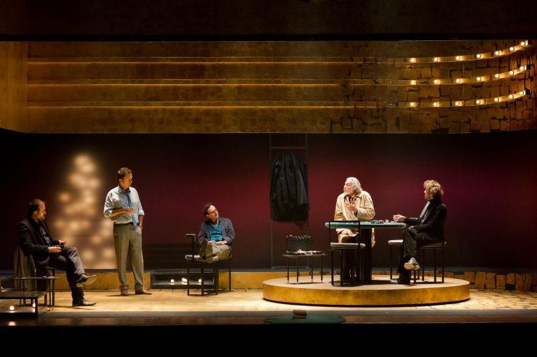 """Sabato 4 maggio al teatro Nest va in scena """"Regalo di Natale"""""""