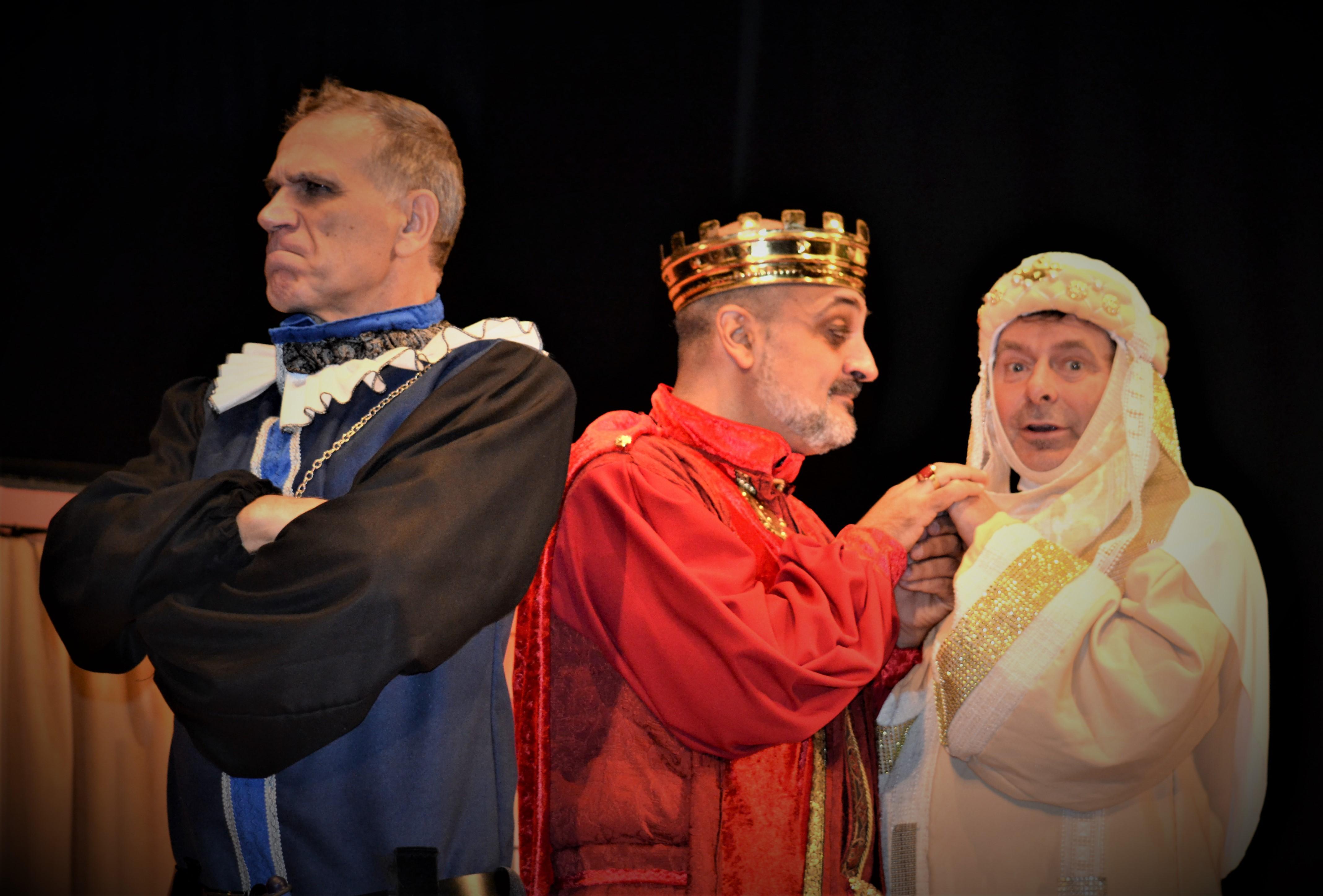 HAMLET da Shakespeare al Teatro dei Piccoli di Napoli: l'appuntamento è per venerdì 5 aprile