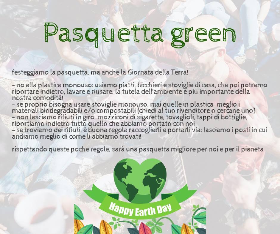 Pasquetta alla Masseria Ferraioli: plastic free, musica e divertimento
