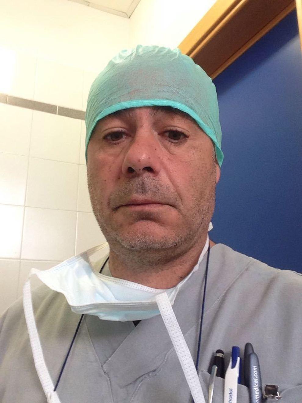 Vincenzo Bottino è il nuovo direttore dell'Unità Operativa Complessa di Chirurgia