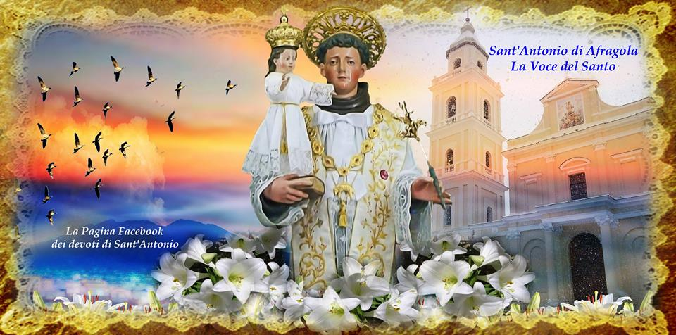 Afragola. Inizia la Festa del Santo: programma dal  31 maggio al 20 giugno