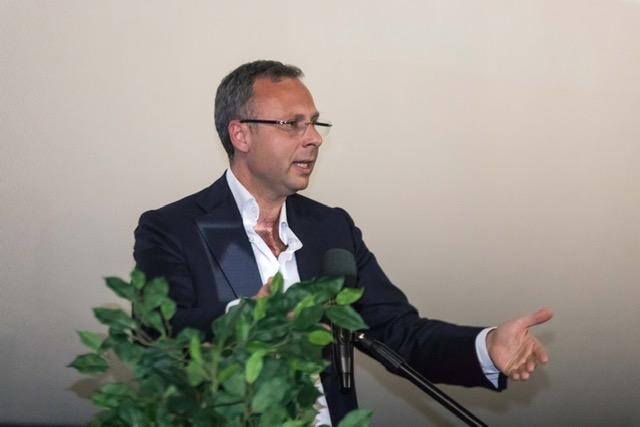 Casoria. il candidato sindaco Raffaele Bene già nel cuore dei cittadini