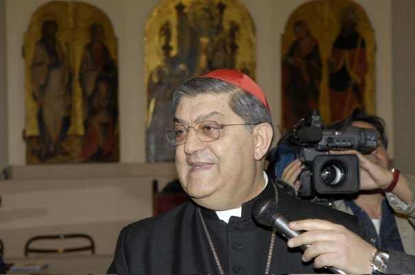 Il cardinale Sepe apre l'anno giubilare a Frattamaggiore presso la parrocchia di San Rocco