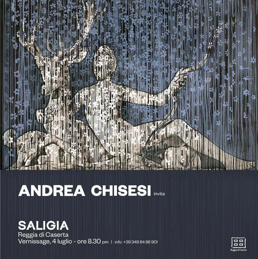 Alla Reggia di Caserta si inaugura la mostra di Andrea Chisesi