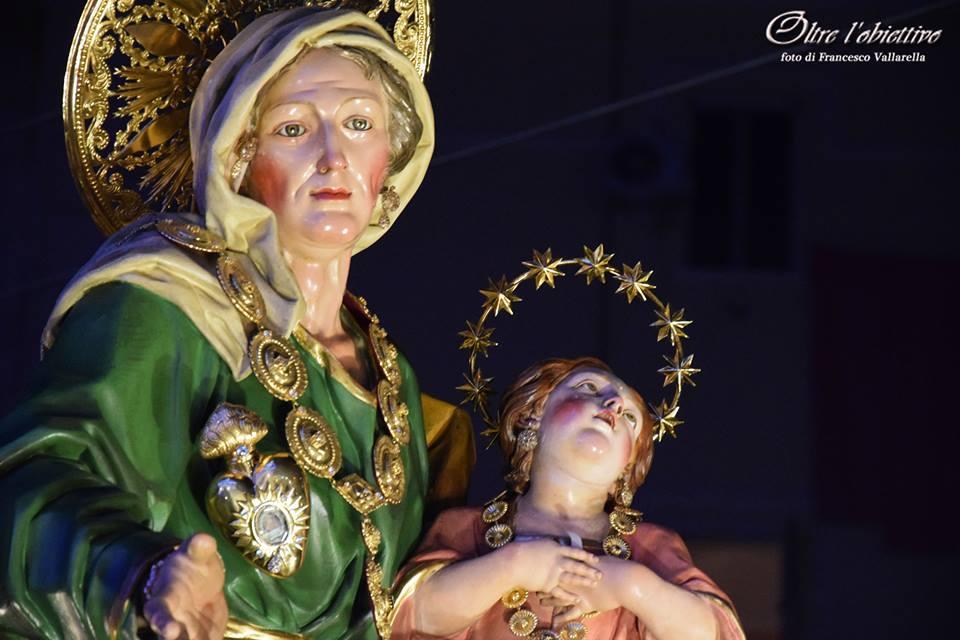 Napoli. Sant'Anna alle paludi: storia, leggenda e devozioni