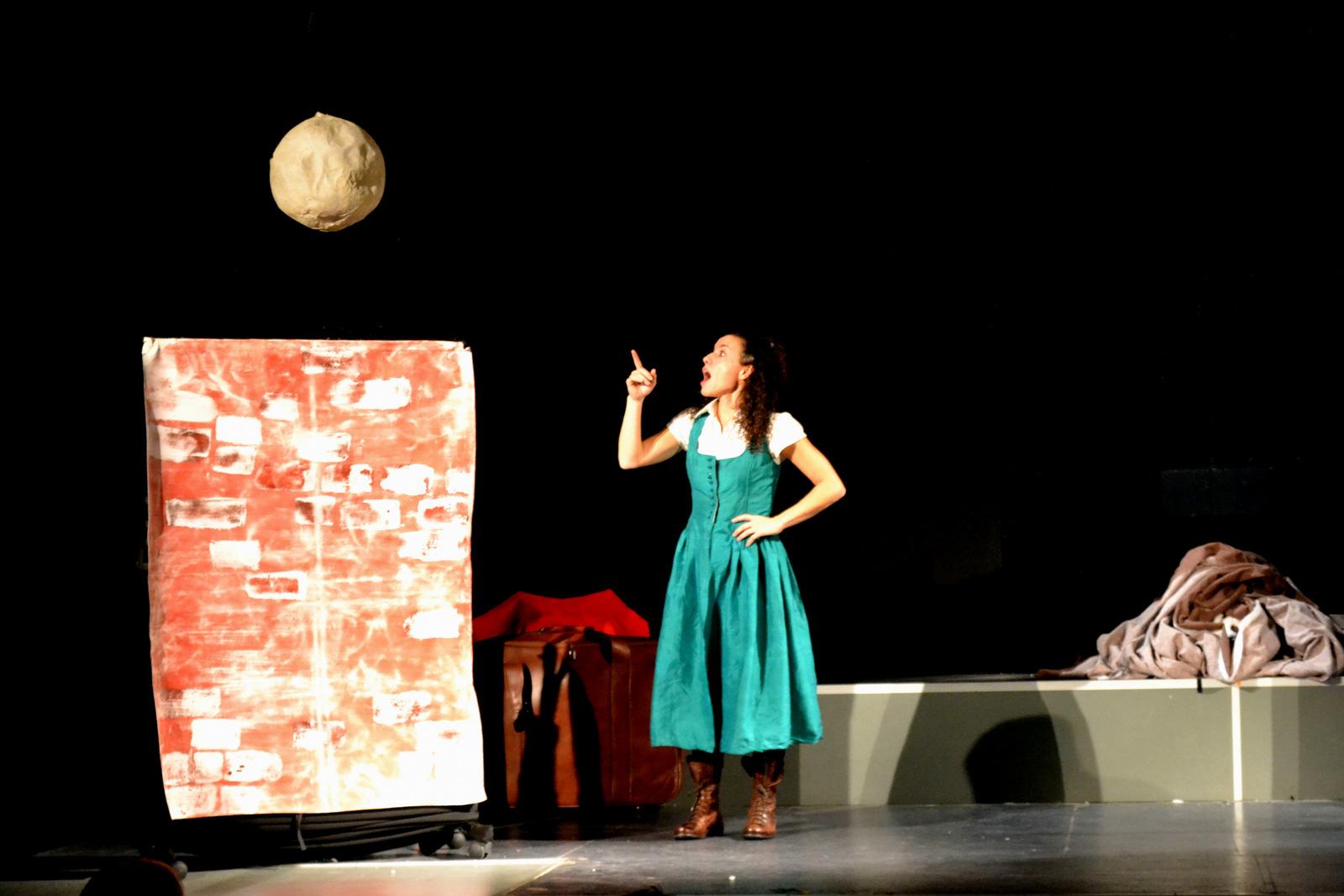"""Al Napoli Teatro Festival 2019 va in scena """"Il Principe e la Luna"""""""