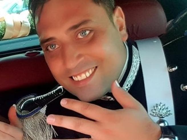 Funerali di Mario Cerciello Rega: alle 12 a Somma Vesuviana