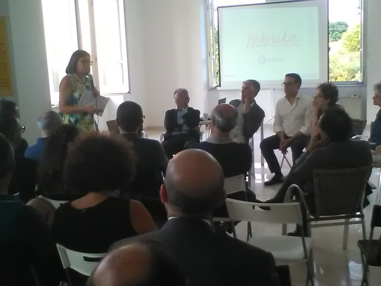 """Presentazione del progetto """"Fabula"""", il salotto della città atellana"""