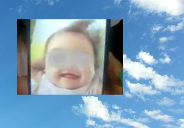 """""""Chloe ora giocherai con gli angeli"""". La piccola di Casoria di 15 mesi non ce l'ha fatta"""