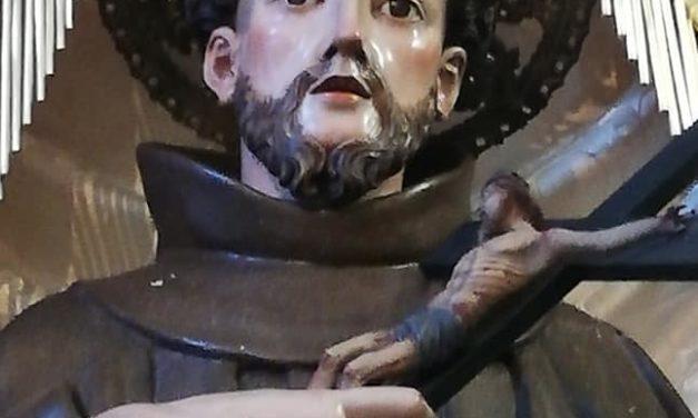 Afragola. In Basilica suonano nuovamente le campane per San Francesco d'Assisi