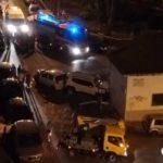 """Napoli. Spaventoso incidente tra due auto in viale Lieti. Acampora: """"Bisogna migliorare la segnaletica"""""""