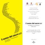 """""""Il Senso del Sacro"""" la mostra contemporanea a Napoli"""