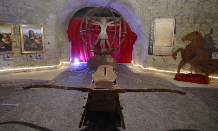 """""""Leonardo da Vinci"""" torna a Napoli per la mostra per i 500 anni del genio del Rinascimento"""