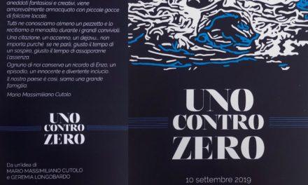 """""""Uno contro zero"""", la storia straordinaria del pallanuotista Enzo D'Angelo"""