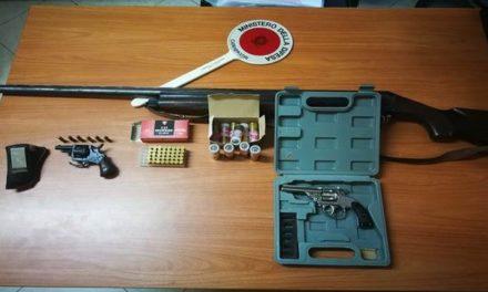Detenzione abusiva di armi clandestine: arrestato uomo di Trentola Ducenta