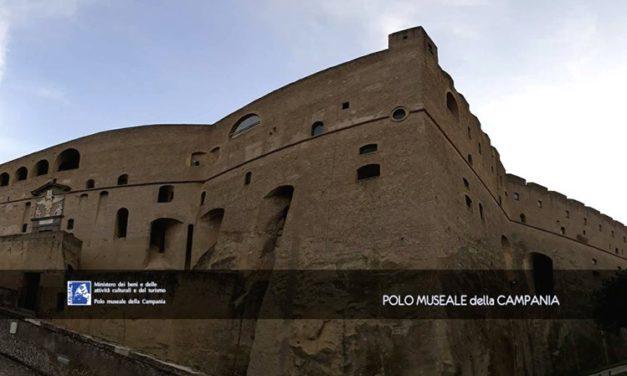 Castel Sant'Elmo, visita guidata e ingresso gratuito: domenica 6 ottobre