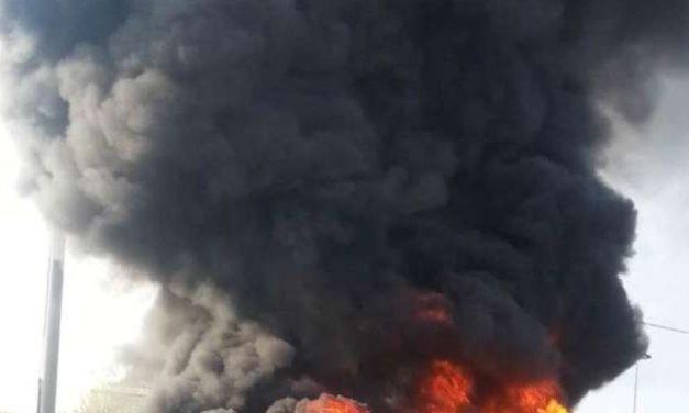 Nola. Arrestato dai carabinieri un uomo sorpreso a bruciare rifiuti