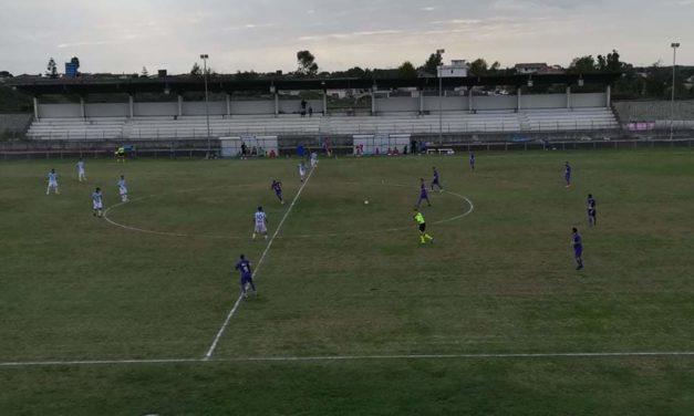 Albanova – Casoria finisce 1 a 1: succede tutto nel primo tempo
