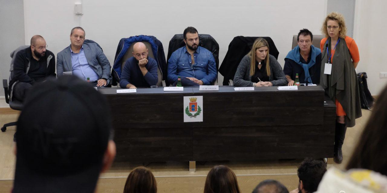 """""""Cinema, informazione e deontologia: la rinascita di Castel Volturno grazie al cinema"""""""