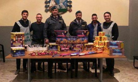 Guardia di Finanza sequestra fuochi d'artificio illegali a Quarto: denunciata una persona
