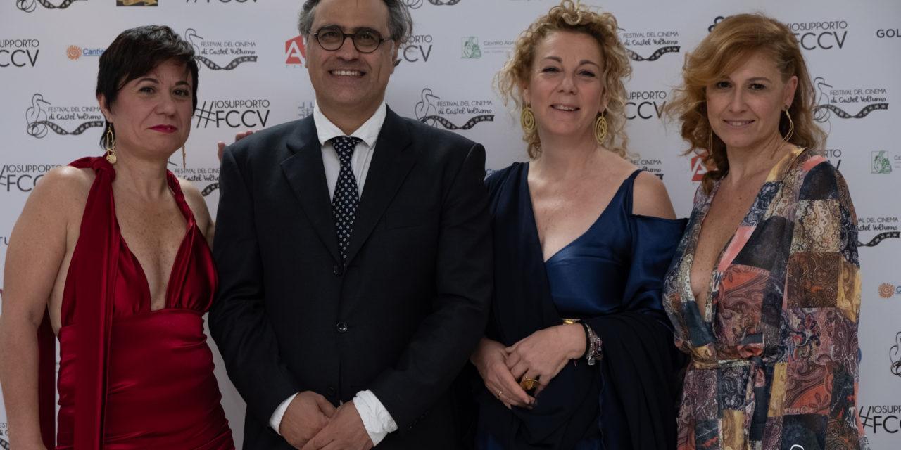 Grande successo per II edizione del Festival del cinema di Castel Volturno