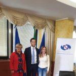 Fortini, D'Amelio e Caruso premiano le eccellenze giovani