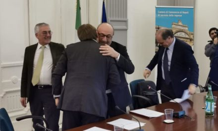Ciro Fiola eletto presidente di Unioncamere Campania