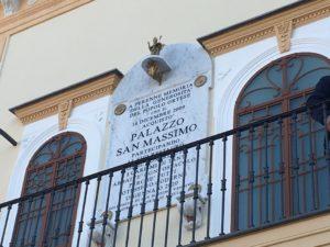 palazzo san massimo
