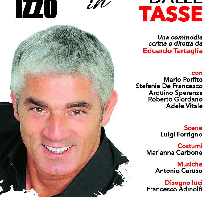 Al Teatro Augusteo di Napoli lo spettacolo di Biagio Izzo