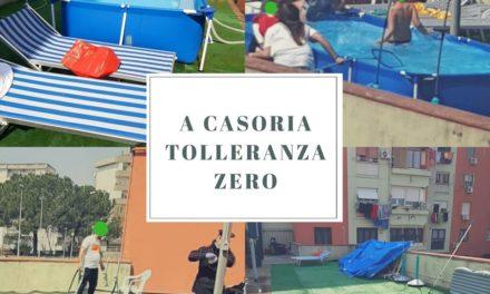 Casoria. Avevano installato due piscine sul terrazzo: blitz dei carabinieri e della polizia locale