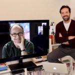 L'Antivirus: Pappi Corsicato ospite nel format  di Claudio Dominech