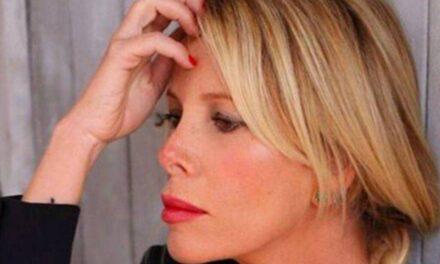 """Alessia Marcuzzi salta le Iene """"Positiva al test pungidito"""""""